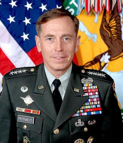 David Petraeus - (Bundeswehr, Militär, Armee)