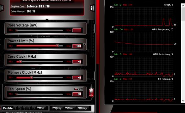 Msi Afterburner - (Computer, Windows)