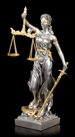 - (Gerechtigkeit, justitia)