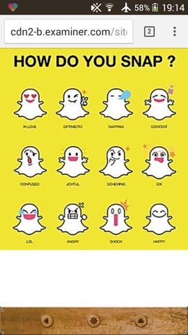 Diese 👆 - (Computer, Internet, Snapchat)