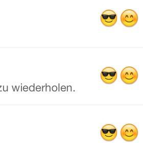Was bedeuten diese Smileys? (Snapchat) (Smiley)