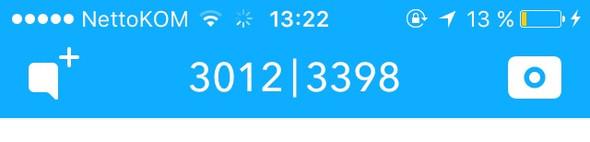 Snapchatzahlen - (Zahlen, Snapchat)