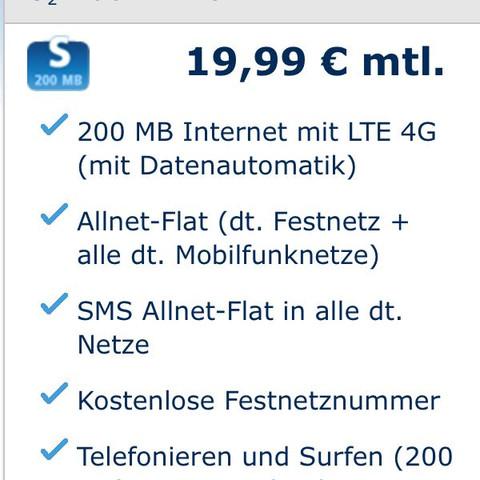 Die Flat - (Handy, o2, Tarife)