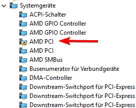 - (AMD, Gerätemanager)