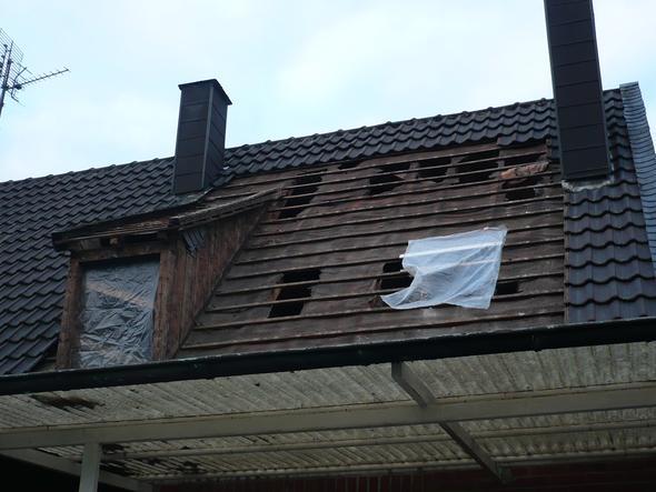 Neue dachgaube - (Haus, Wohnung, Handwerker)