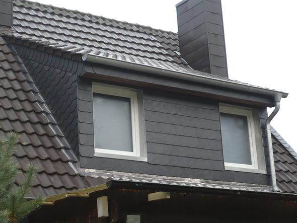 alte Dachgaube - (Haus, Wohnung, Handwerker)
