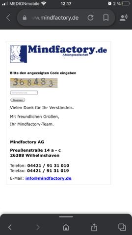 - (Bedeutung, mindfactory)