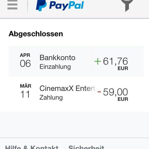 -59 euro, bedeutung - (Geld, Bank, PayPal)