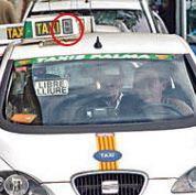 Was bedeutet das bei den spanischen bzw. mallorquinischen Taxis?