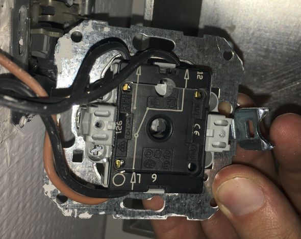 EQ3 (HomeMatic) Dimmer anschließen (Elektrik, Glühlampe)