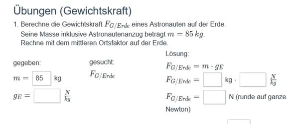 Was bedeutet das Physikalische Ge?