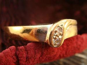 ring - (Gold, Ring)