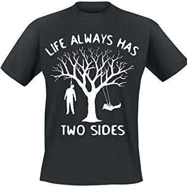 Was bedeutet das T-Shirt?