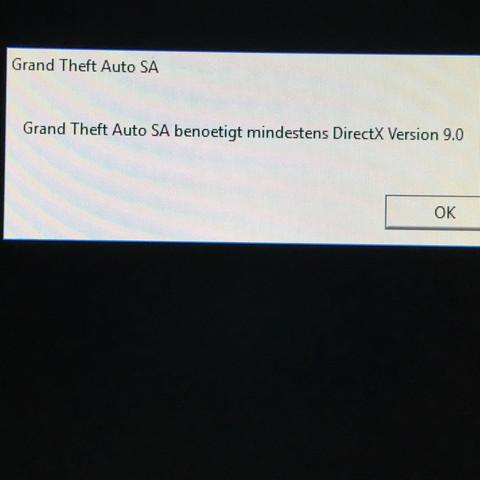 Diese Meldung? - (Computer, PC, Games)