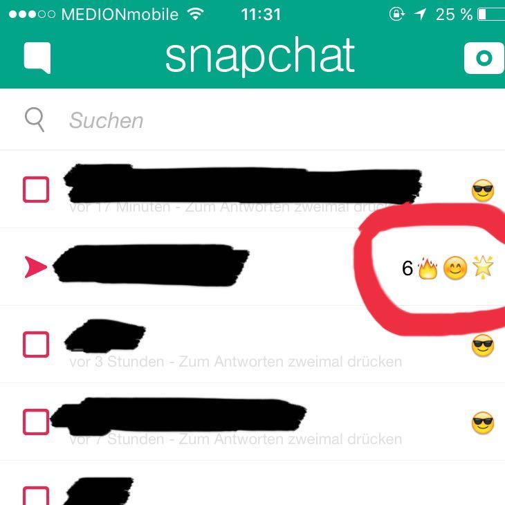 Stern Snapchat