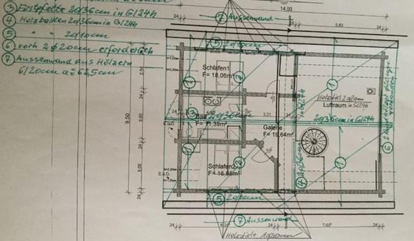 Hausprojekt - (Abkürzung, Bau)
