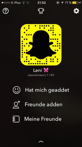 Snapchat  - (Computer, Snapchat, Zahlen)