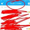 Snapchat zahlen bedeutung