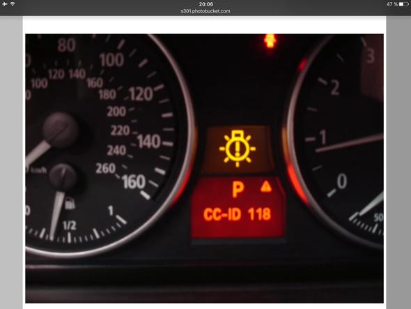 Bmw check control - (Auto, BMW)