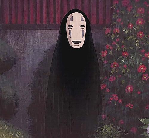 Ohngesicht, aus Chihiros Reise - (Anime, Japan, Mythologie)