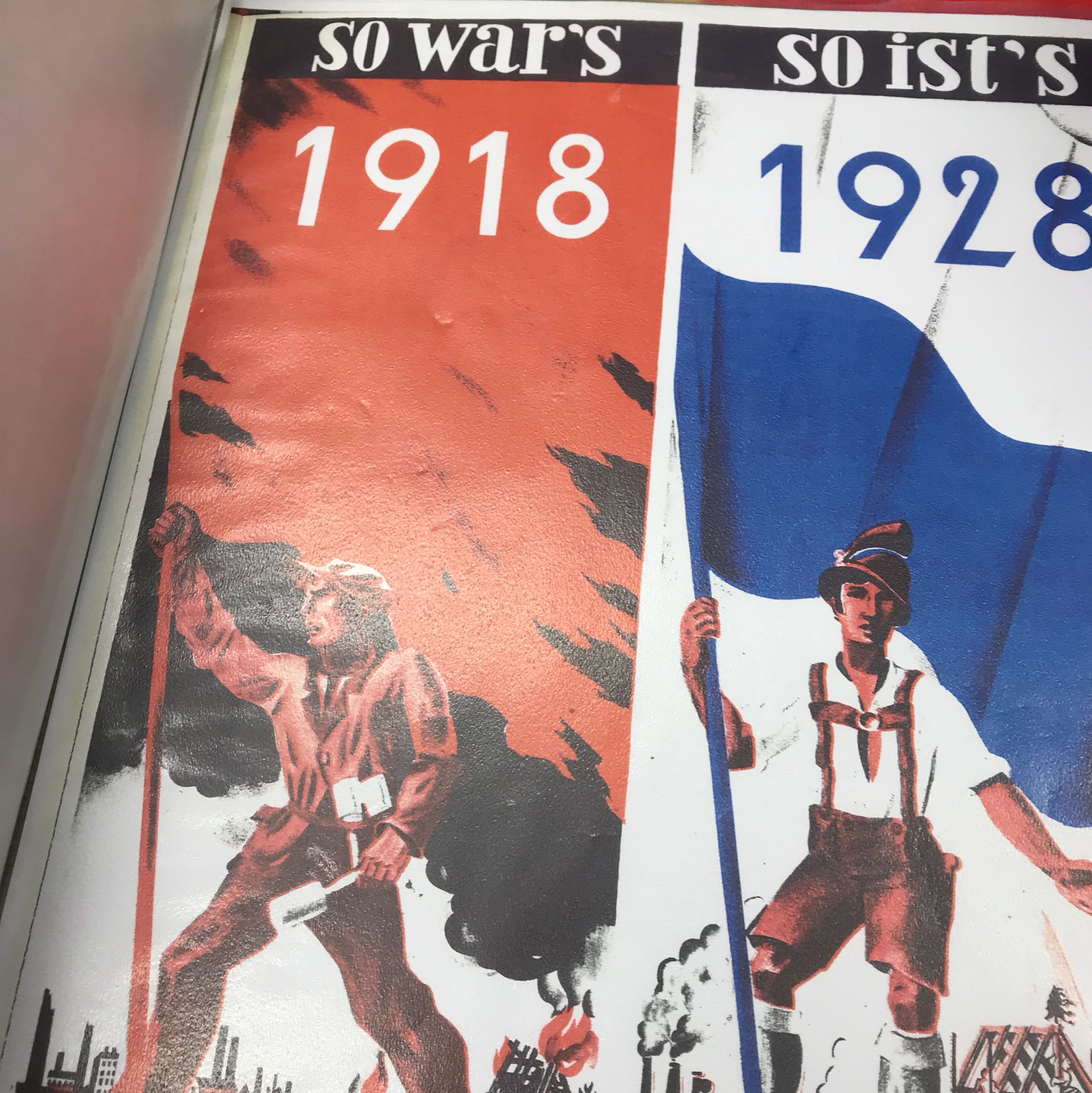 Weiß Rot Blaue Flagge: Was Bedeutet Diese Flagge(rot/blau)? (Politik, Geschichte