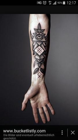 Tattoo - (Tattoo, Geometrie)