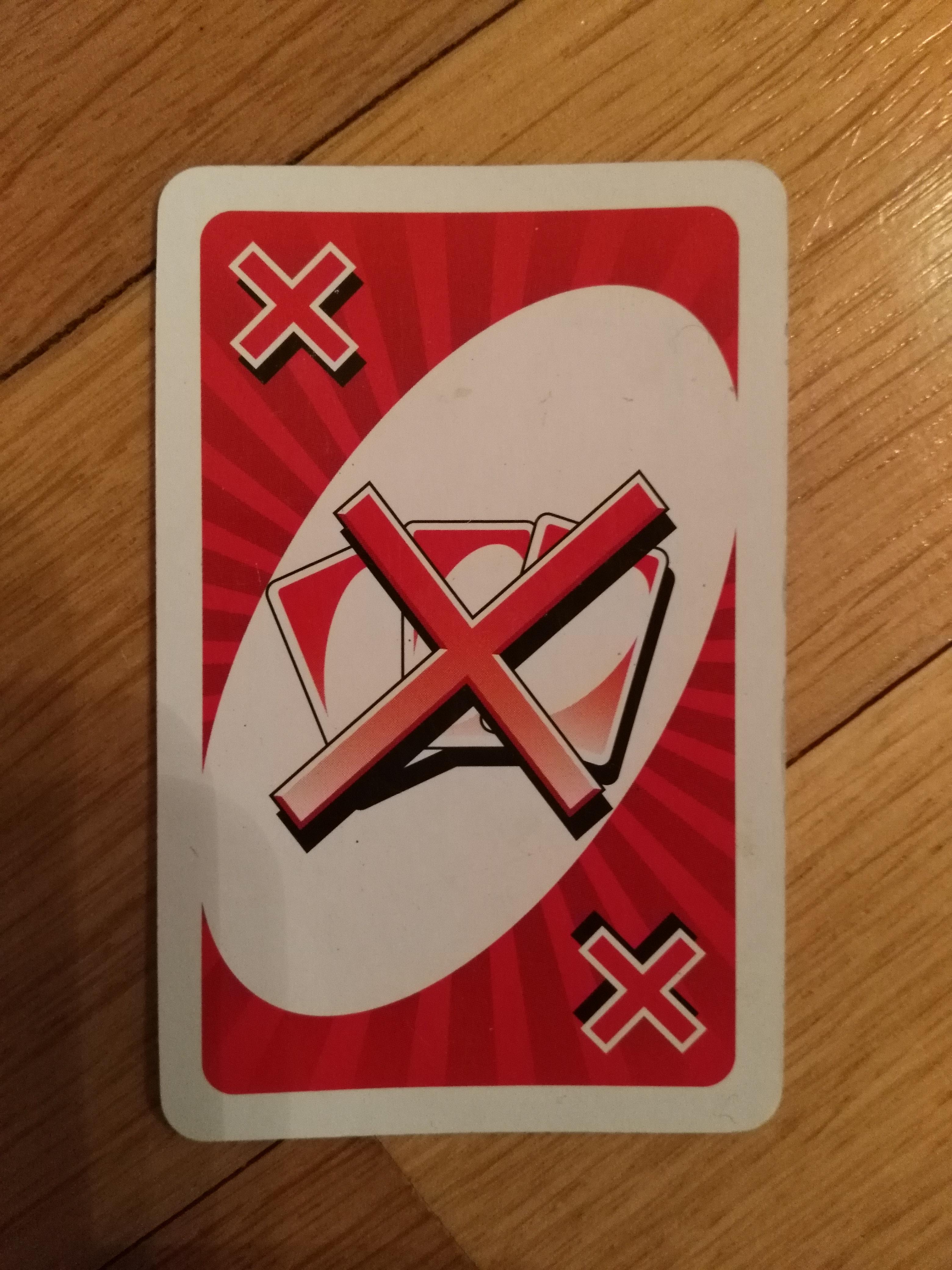 Uno Karten Regeln