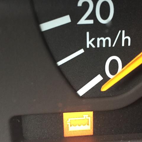 Warnleuchte - (Auto, KFZ)