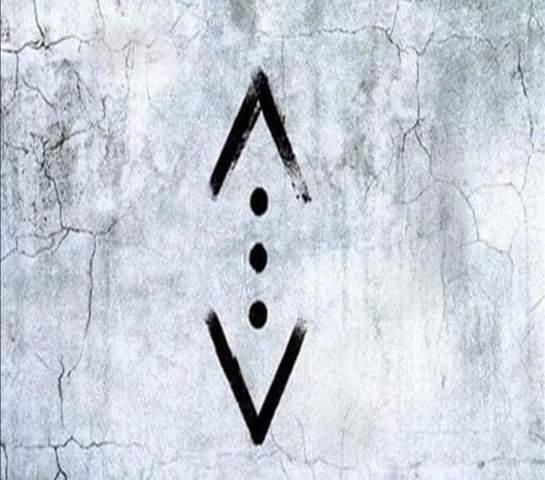 Was bedeutet diese Zeichen? (Freunde, Bedeutung, zeichnen)