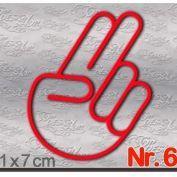 Was bedeutet dieses Zeichen? - (Zeichen, Handzeichen)