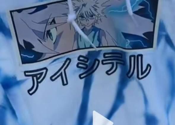 Was bedeutet dieses Japanische Wort (Hunter X Hunter)?