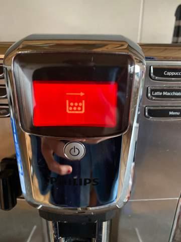 Was bedeutet dieses Symbol auf einer Kaffeemaschine?