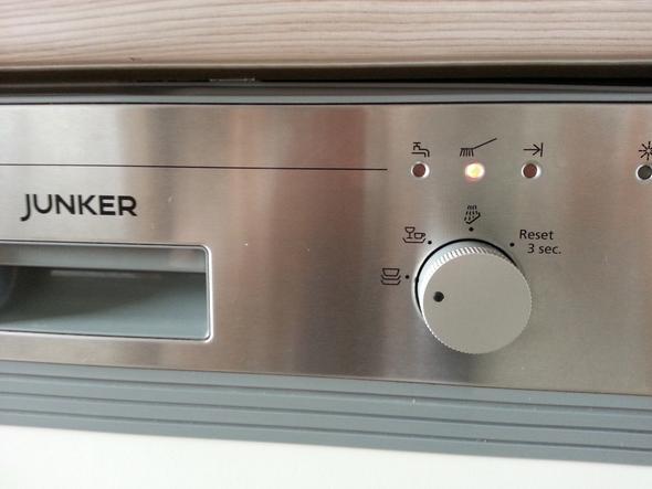 Beliebt Was bedeutet dieses Symbol bei meiner Spülmaschine (Junker PR47