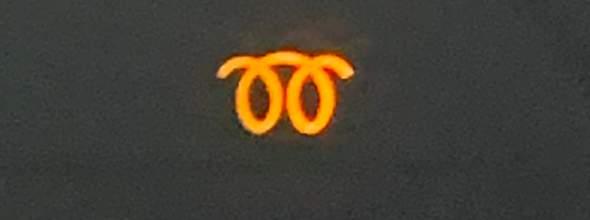 Was bedeutet dieses Warnzeichen?