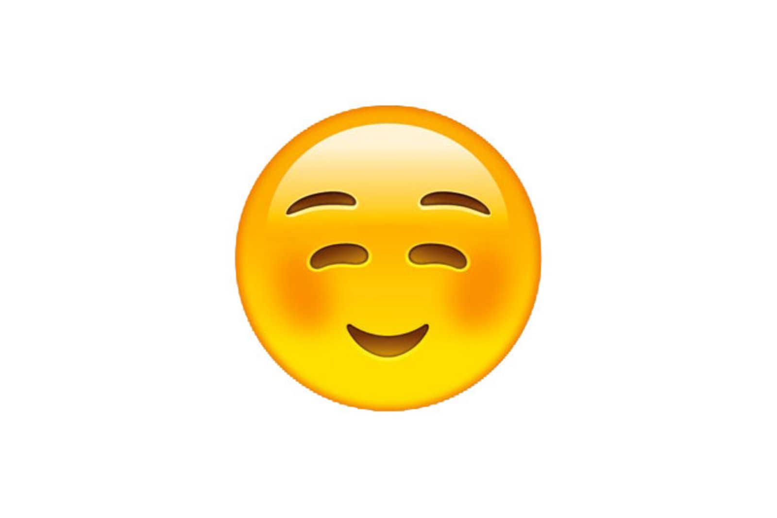 Was bedeutet dieses WhatsApp Smiley für euch? (Handy)