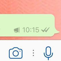 Was Bedeutet Dieses Zeichen Bei Whatsapp Handy Iphone