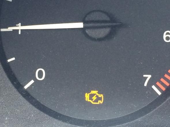 Was Bedeutet Dieses Zeichen Im Auto Motor Symbol Signal