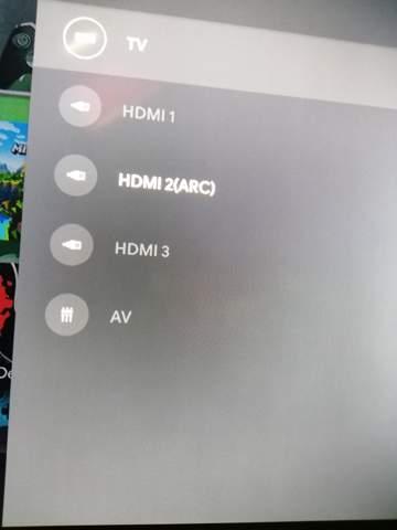 Was bedeutet HDMI 2 ARC?