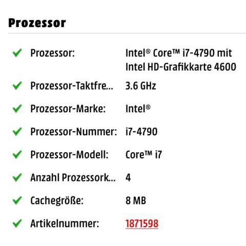 Da steht es  - (Computer, PC, Internet)