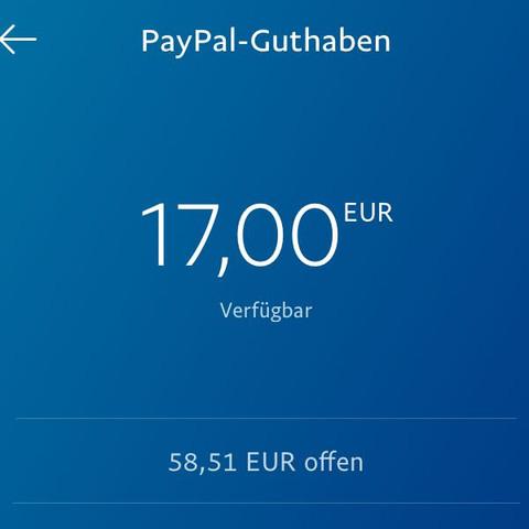 Geld Auf Paypal Laden