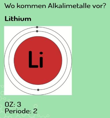 Was bedeutet OZ (Chemie)?