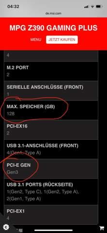 Was bedeutet PCIe Gen3, Gen4 bei M.2 SSDs?
