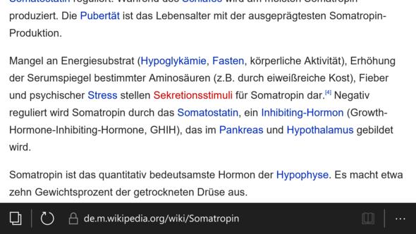 wiki somatropin - (Medizin, Hormone)