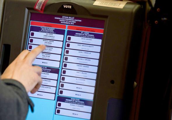Wahlautomat USA 2016.jpg - (Internet, Politik, Wissen)