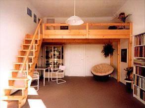 Hochbett selber bauen erwachsene  was brauche ich für ein 9 quadratmeter großes hochbett? nur mit ...
