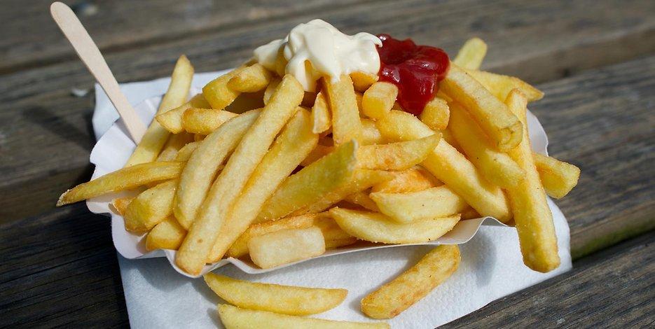 Was Darf Für Euch Eine Portion Pommes An Der Imbissbude Kosten