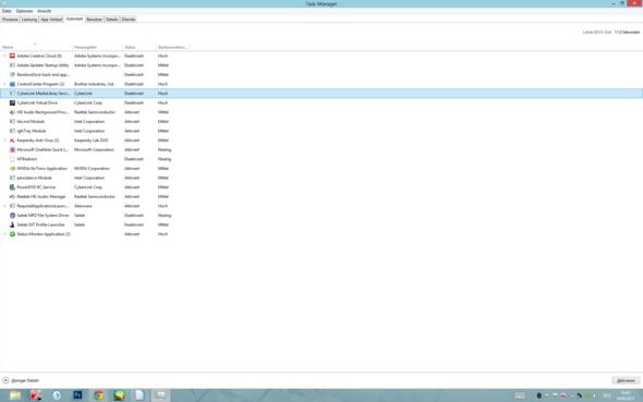 Autostart  - (Windows 8, Autostart)