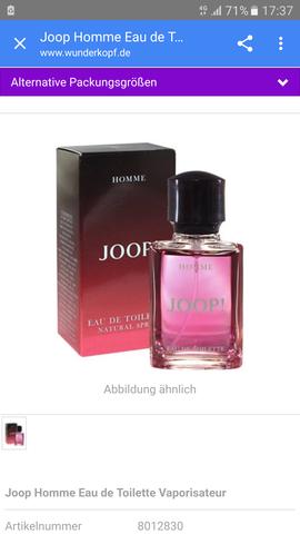 - (Parfum, Joop)