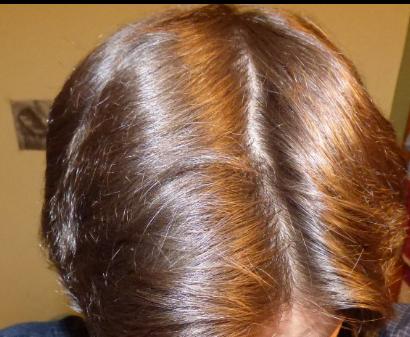 was denkt ihr ist das für eine haarfarbe und sehen