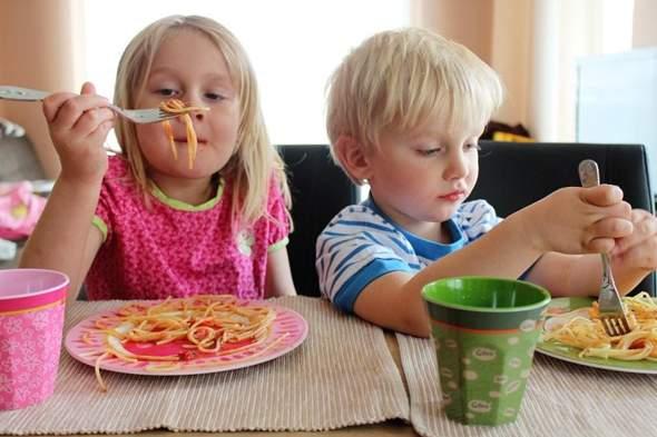Was essen Kinder davon am liebsten?